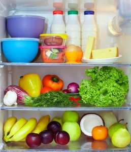 which foods increase fertility