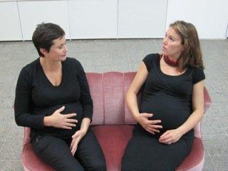 pregnant artistic project
