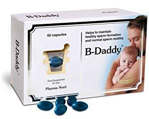 supplements increase fertility man