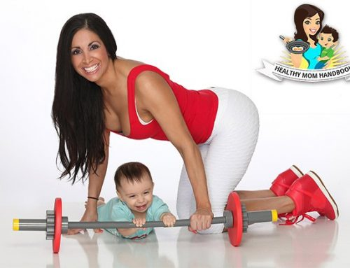 The best exercises for women who are trying to conceive: Interview with Sia Cooper from Diary of a Fit Mommy