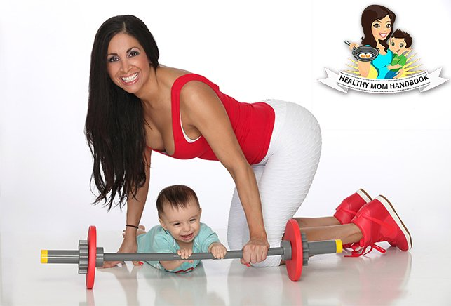 best workout after giving birth