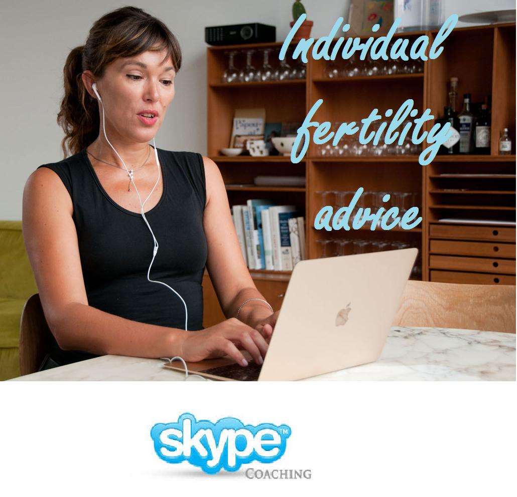 fertility advice coaching